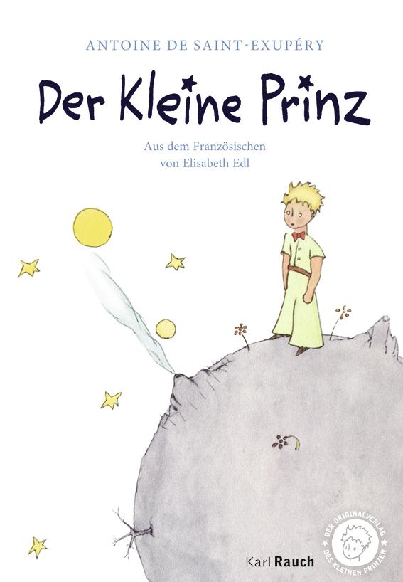 Der Kleine Prinz. Efalin-Ausgabe