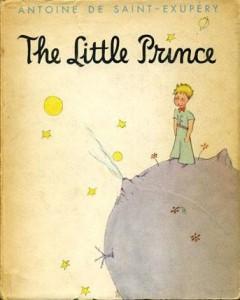 """Titel der US-amerikanischen Originalausgabe von """"Der kleine Prinz"""""""