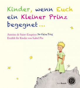 Isabel Pin Prinz begegnet
